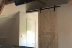 Verbouwing bovenverdieping: dakisolatie bovenverdieping eindresultaat