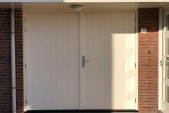Vervangen garagedeuren